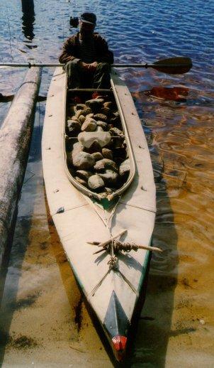 Russian Folding Double Sea Kayak For Sale